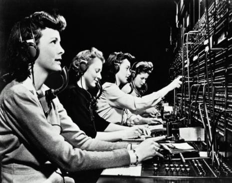 Telefonistas